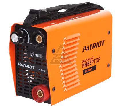 Сварочный аппарат PATRIOT DC-180C MINI