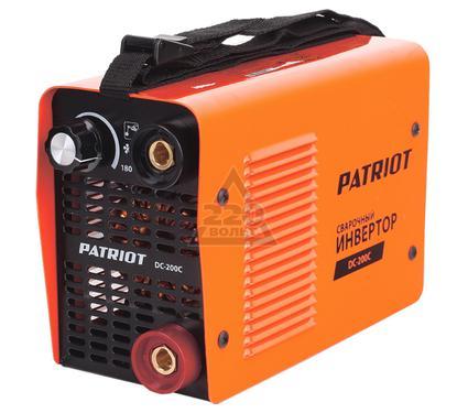 Сварочный аппарат PATRIOT DC-200C MINI