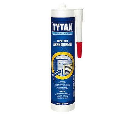 Герметик акриловый TYTAN 7001463 EURO-LINE