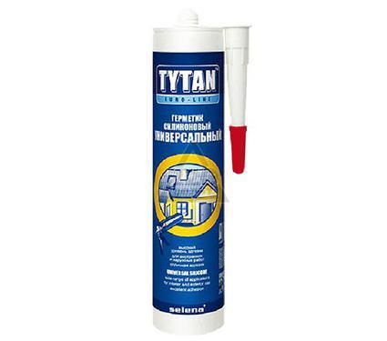 Герметик силиконовый TYTAN 7001473 EURO-LINE