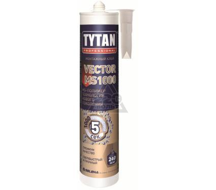 Клей монтажный TYTAN 7005559 VECTOR MS-1000