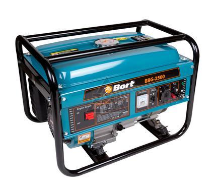 Бензиновый генератор BORT BBG-2500