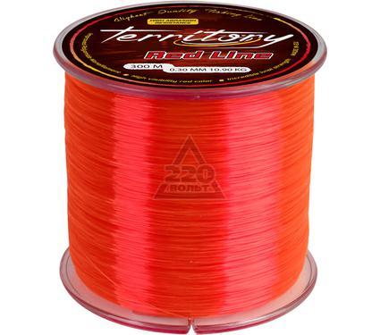 Леска MIKADO TERRITORY RED LINE 0.40 300м