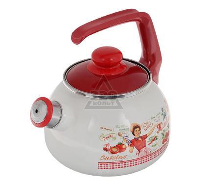 Чайник со свистком METROT 152603