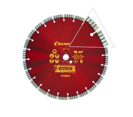 Круг алмазный CHAMPION C1601