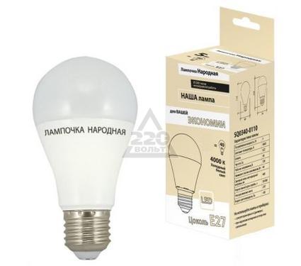 Лампа светодиодная ТДМ SQ0340-0118
