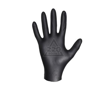 Перчатки нитриловые JETASAFETY Jn711/L