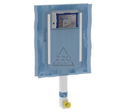 Бачок GEBERIT 109.791.00.1 Sigma смывной скрытого монтажа 8см 6/3 литра