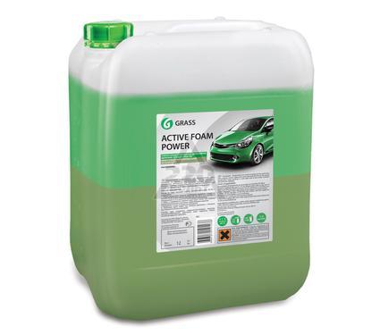 Автошампунь GRASS 113142 Active Foam Power