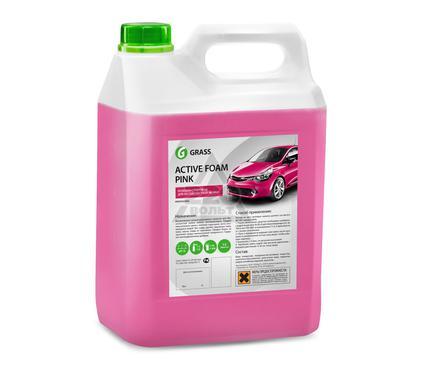 Автошампунь GRASS 113121 Active Foam Pink