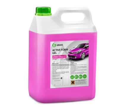 Автошампунь GRASS 113151 Active Foam GEL