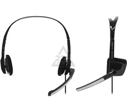 Наушники с микрофоном COSONIC CD609MV Black