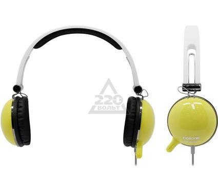 Наушники с микрофоном COSONIC CD668MV Yellow