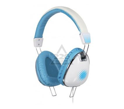 Наушники полноразмерные VELTON C1 white-blue