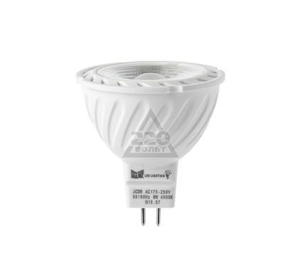 Лампа светодиодная МАЯК GU5,3/8W/3000K