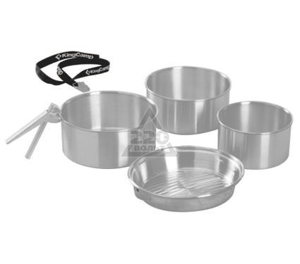 Набор посуды KING CAMP 3902 CAMPER 3