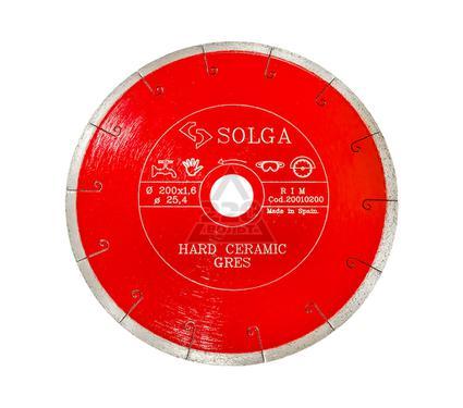 Круг алмазный SOLGA DIAMANT 20010200