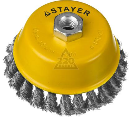 Кордщетка STAYER PROFESSIONAL 35128-120