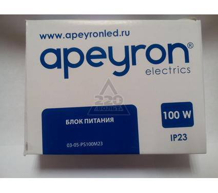 Блок питания APEYRON 02ISP000054