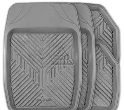 Коврики автомобильные AUTOPROFI MAT-150r GY