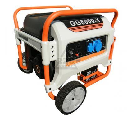 Бензиновый генератор E3 POWER GG8000-Х