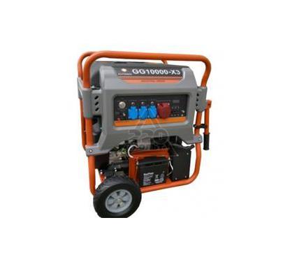 Бензиновый генератор E3 POWER GG10000-X3