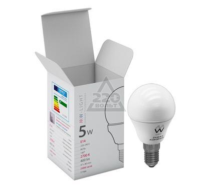 Лампа светодиодная MW LIGHT LBMW14A01