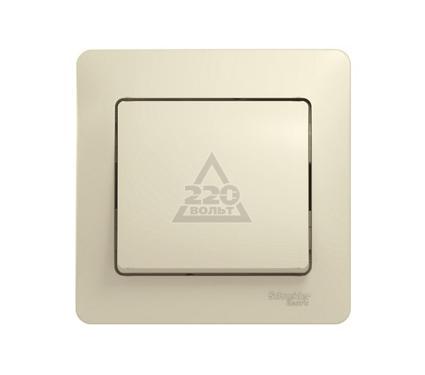 Выключатель SCHNEIDER ELECTRIC 275186 Glossa