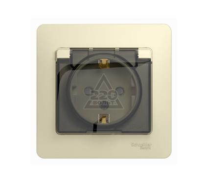 Розетка SCHNEIDER ELECTRIC 275213 Glossa