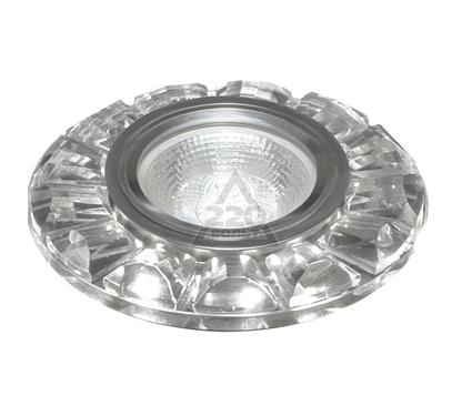 Светильник встраиваемый ESCADA TOSCANA GU5.3/LED 001 CH/MR/CL