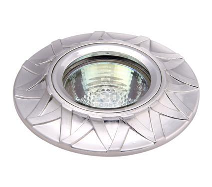 Светильник встраиваемый ESCADA ENNA GU5.3 001 SN