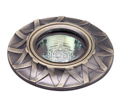 Светильник встраиваемый ESCADA ENNA GU5.3 001 SB
