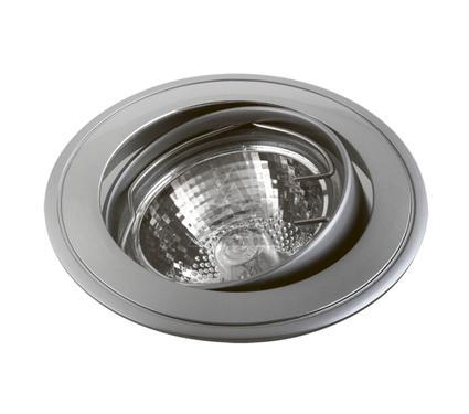 Светильник встраиваемый ESCADA ROMA GU5.3 002 PCH/CH