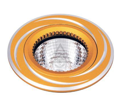 Светильник встраиваемый ESCADA VENETO GU5.3 004 GD/AL
