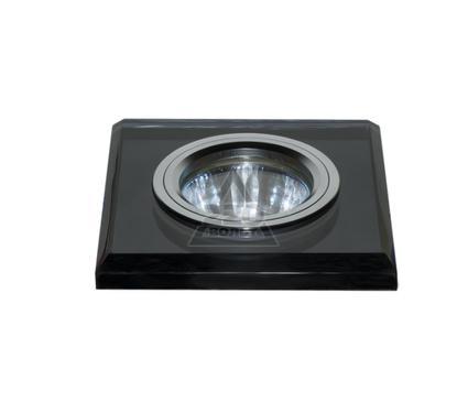 Светильник встраиваемый ESCADA ASTI GU5.3 002 CH/BK