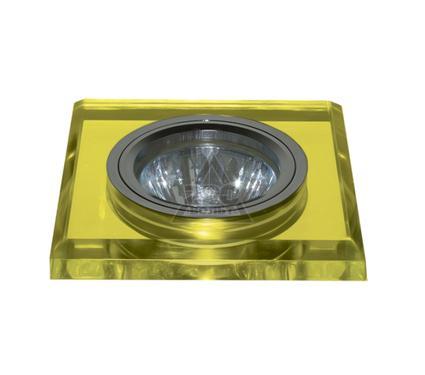 Светильник встраиваемый ESCADA ASTI GU5.3 002 CH/YL