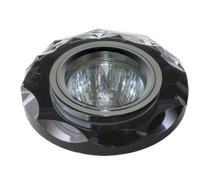 Светильник встраиваемый ESCADA ASTI GU5.3 003 CH/BK