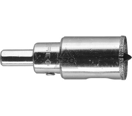 Коронка алмазная ЗУБР 29850-25