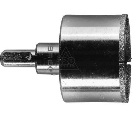 Коронка алмазная ЗУБР 29850-53