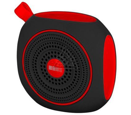 Портативная Bluetooth-колонка INTER STEP IS-LS-SBS110RED-000B201