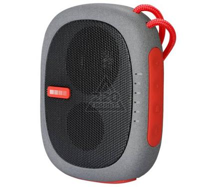 Портативная Bluetooth-колонка INTER STEP IS-LS-SBS260RED-000B201