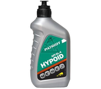 Масло трансмиссионное PATRIOT HYPOID API GL-4 80W85