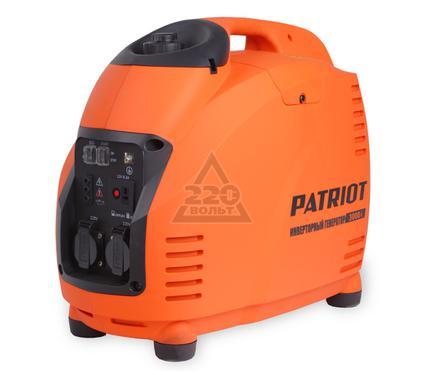 Инверторный бензиновый генератор PATRIOT 3000i