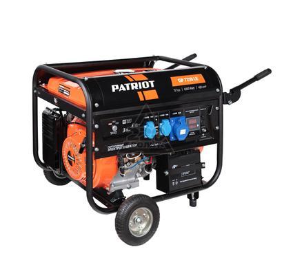 Бензиновый генератор PATRIOT GP 7210LE