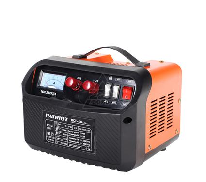 Устройство пуско-зарядное PATRIOT BCT- 50 Start