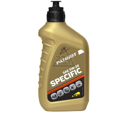 Масло PATRIOT SPECIFIC HIGH-TECH 5W30 SJ/CF