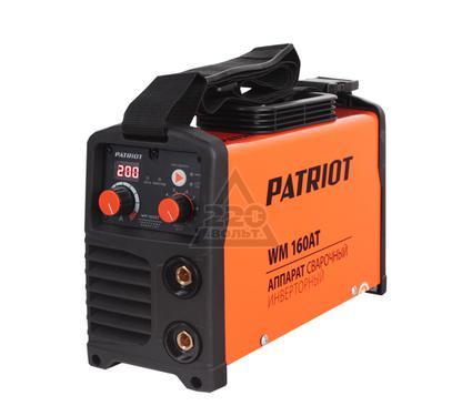 Сварочный аппарат PATRIOT WM 160AT MMA