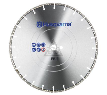 Круг алмазный HUSQVARNA FR-3 12 20/25,4