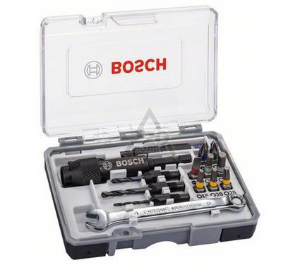 Набор бит и сверл BOSCH 2607002786
