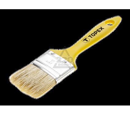 Кисть плоская TOPEX 20B935
